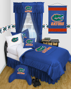 Florida Gators Comforter Sheet Set Locker Room Bedding