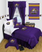 Louisiana State Tigers Locker Room Sports Bedding Collection