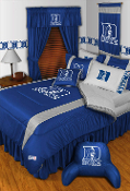 Duke Blue Devils Sideline Room Bedding