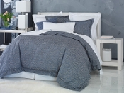 Peacock Alley La Femme Duvet Cover & Shams