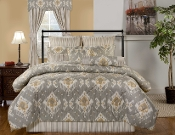 Taos Southwestern Comforter/Duvet Cover by Victor Mill