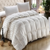 Silk 900 Thread Count Goose Down Comforter