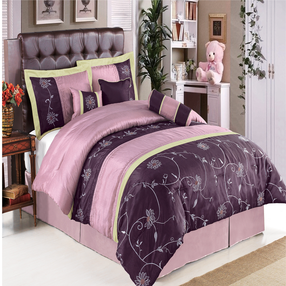 Green and blue and purple bedding - Green And Blue And Purple Bedding 59