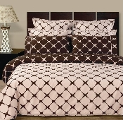 Silky Soft made from 100% Egyptian cotton with 400 Thread count woven with superior single ply yarn