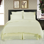 Ivory8 Piece Duvet Cover Set