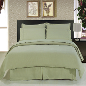 Sage 8 Piece Duvet Cover Set