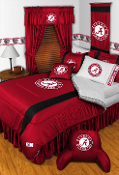 Alabama Crimson Tide Sideline Room Sports Bedding