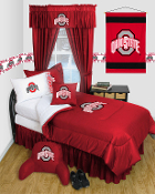 Ohio State Buckeyes Locker Room Sports Bedding Collection