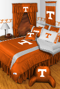 Tennessee Volunteers Sideline Room Sports Bedding Collection