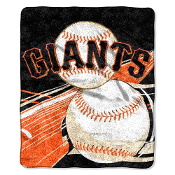 San Francisco Giants MLB Sherpa Throw