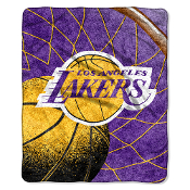 Los Angeles Lakers NBA Sherpa Throw