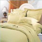 Wrinkle Free Egyptian cotton Blend 600 Thread Count Duvet Set