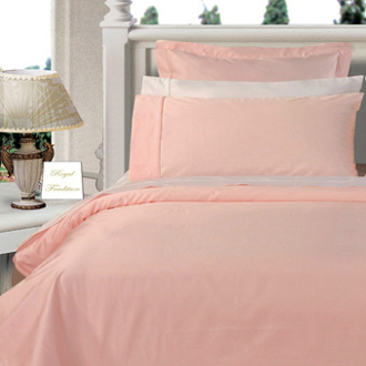 Pink Twin XL Solid 3 Piece with Alternative Comforter