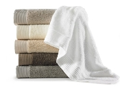 Bamboo Bath Towels by Peacock Alley