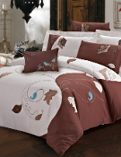 Duvet Cover Set fall dance