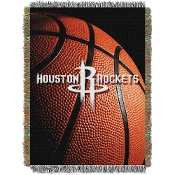 Houston Rockets NBA Woven Tapestry